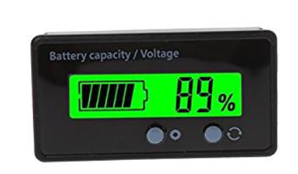 Lead Lithium Battery Capacity Indicator