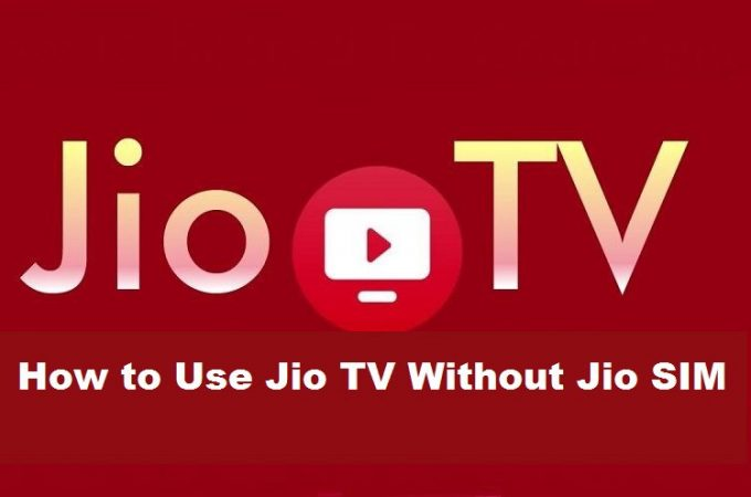 Jio Cinema App