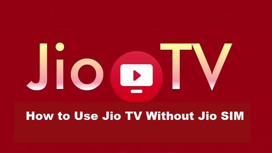 Jio Cinema App